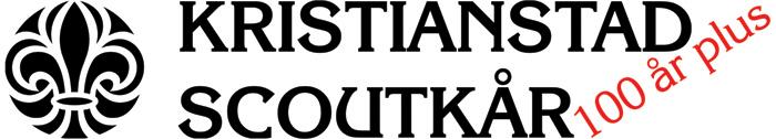 Kristianstad Scoutkår logga